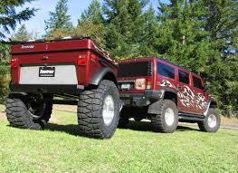 hummer trailer