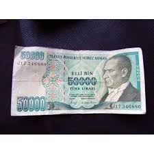 turkey currency notes