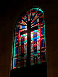 church stained glass patterns