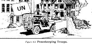 peacekeeping force