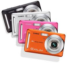 casio digital cameras
