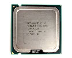 intel processor history