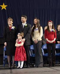 pictures of palin family