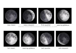 phases moon