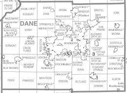 dane county map