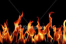 fires flames