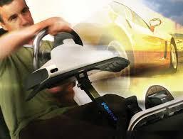 game racer seat