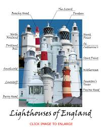 lighthouses england