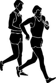 clip art people walking