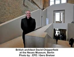 chipperfield neues museum