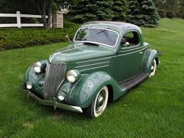 1936 fords