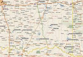 okla maps