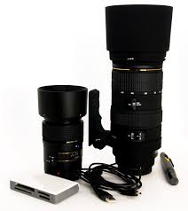 equipment photography