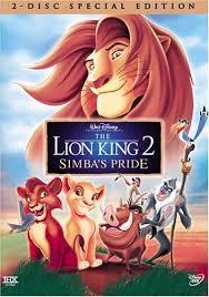 lion king simbas pride