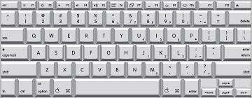 mac keystrokes