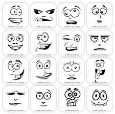 clipart faces