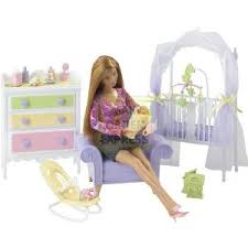 barbie play sets