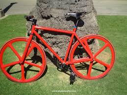fixed gear bike rims