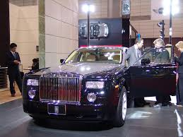 bentley phantom