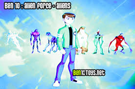 ben10 alin force