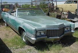 caddy convertible
