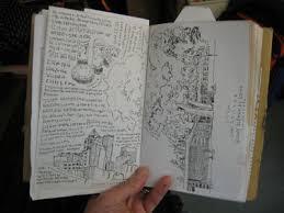 artist sketchbook