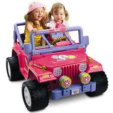 barbie jammin jeep