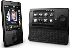 htc touch diamond 3d