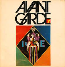 avant garde poster