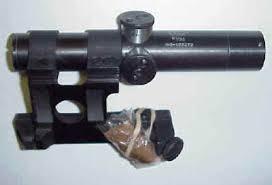 mosin nagant scope