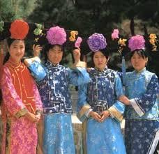 china traditional dress