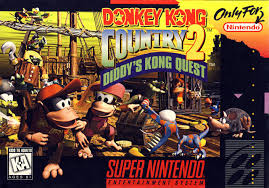 diddy kong quest