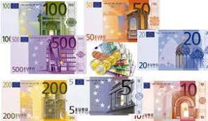 euro banknot