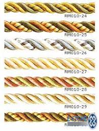 decorative cording