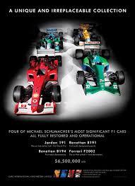 car magazine advert