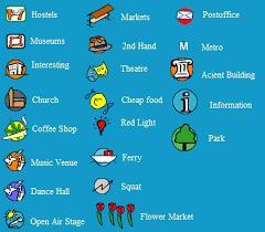 amsterdam hostels map