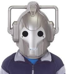 cyberman helmets