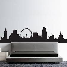 skyline stickers