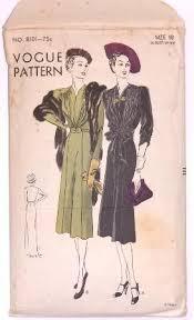 dress 1930