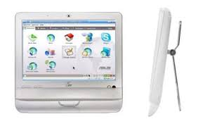 new touch screen pc