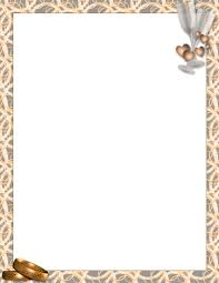 free wedding template