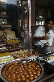 indian sweets shop