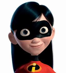 incredibles violet
