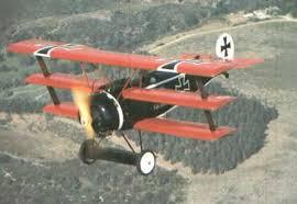 red baron pilot