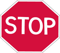 picture of stop signs