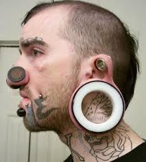 ear flesh plugs