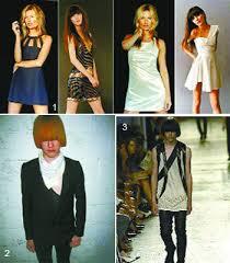 modas de vestir