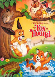 fox and the hound images