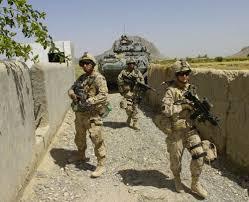 canadian army afghanistan