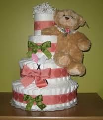 how to make diaper cakes